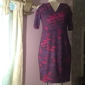 Nanette Lepore cold sholder dress. NWOT